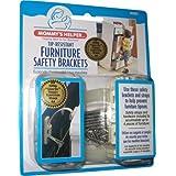 Furniture Safety Bracket (2 Pack) [Set of 2]