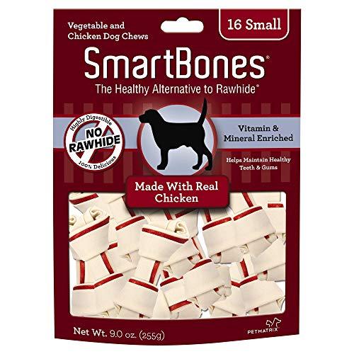 SmartBones Mini Chicken Chews (16 Pack)