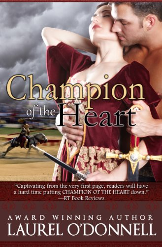 Champion of the heart kindle edition by laurel odonnell romance champion of the heart by odonnell laurel fandeluxe Image collections