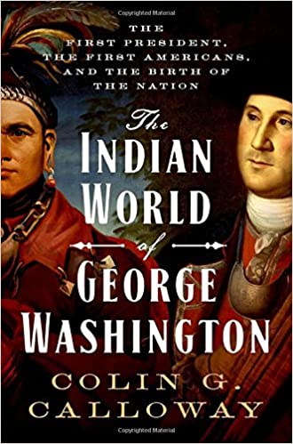 Image result for the indian world of george washington