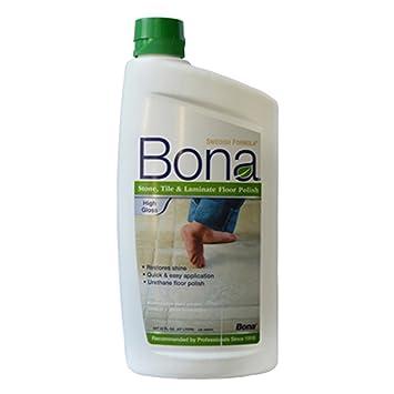 Bonakemi Wt760051161 32 Ounce Stone Tile And Laminate Floor Polish