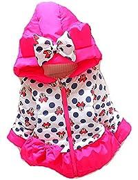 Amazon.com: Minnie Mouse - Jackets & Coats / Clothing: Clothing ...