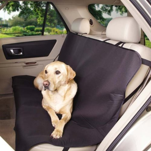 Guardian Gear Classic Car Seat Covers — Protective Car Seat Covers for traveling with Dogs, Black