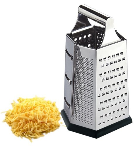Home Basics Heavyweight Cheese Grater product image