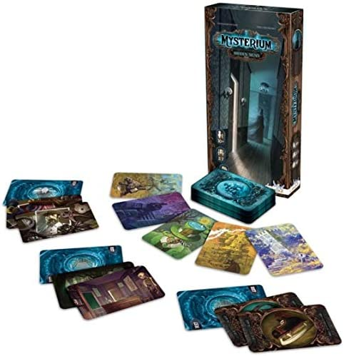 Mysterium Hidden Signs Francais / Nederlands: Amazon.es: Juguetes y juegos