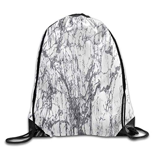 Bag With Sport Rock Print Men Fractal Abstract Figures Dynamic Drawstring Women Murky Hlkpe Motifs Sack For Gym Marble Artsy And qxwppR