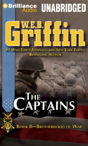The Captains (Brotherhood of War Series) by Brilliance Audio