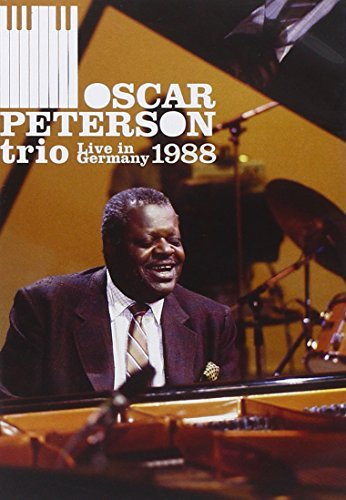 Oscar Peterson Trio - Live In Germany 1988 [DVD] B01I05KXYY