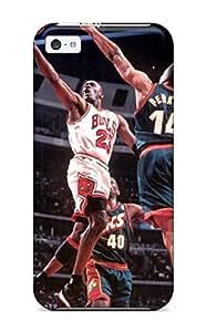 Coy Updike's Shop Hot sports nba basketball michael jordan chicago bulls dennis rodman scottie pippen NBA Sports & Colleges colorful iPhone 5c cases