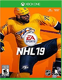 Amazon.com: NHL 19 - Xbox One: Electronic Arts: Video Games