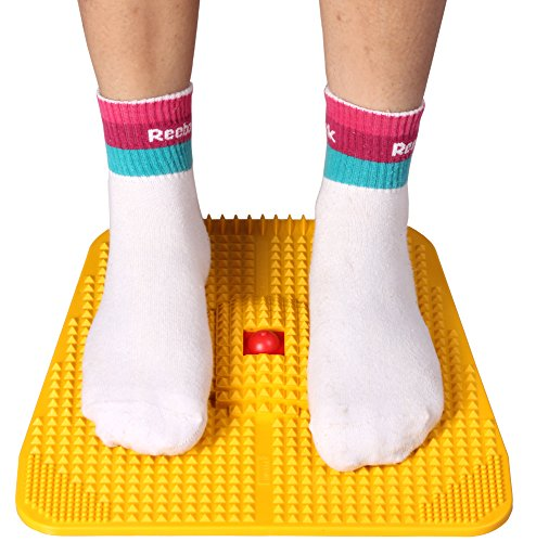 Acupressure Power Mat With Magnets N Pyramids For Pain