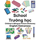 English-Vietnamese School Children's Bilingual Picture Dictionary (FreeBilingualBooks.com)