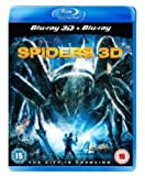Spiders 3d [Blu-ray] [Import]