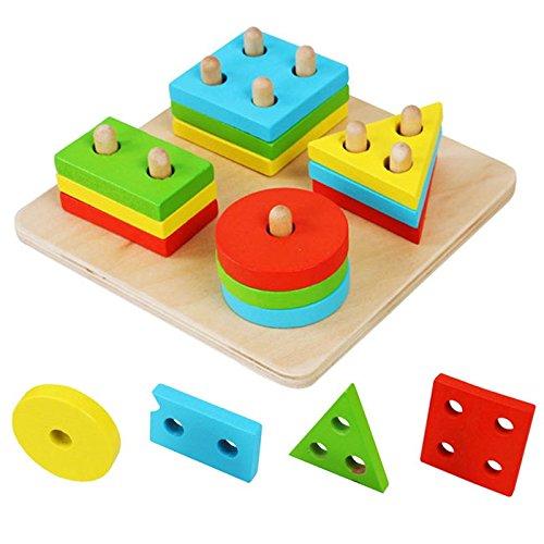 puzzles sensoriales para niños