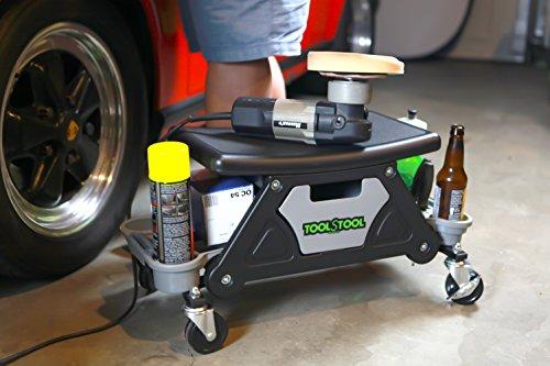 Boomerang ToolStool Roller-Seat Shop-Cart by by Boomerang (Image #6)