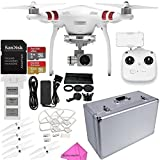 DJI Phantom 3 Standard with 2.7K Camera and 3-Axis Gimbal & Manufacturer Accessories...