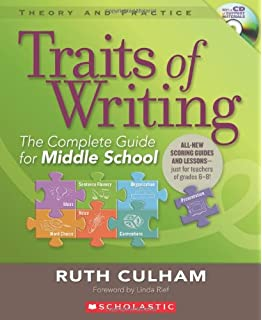 6+1 traits of writing: the complete guide for the primary grades.