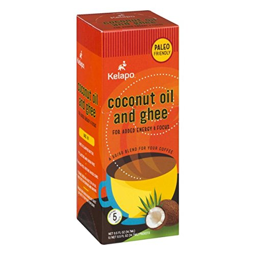 Kelapo Coconut Oil Ghee 5ct