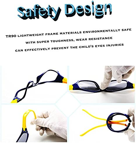 VATTER Kids TR90 Unbreakable Polarized Sport Sunglasses Kids Boys Girls Youth UK