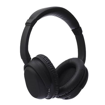 KKmoon bh519 ANC Cuffie Bluetooth CSR V4.0 Wireless LAN freihaendiger  Cuffie Active Noise Cancelling d3a5b9f02c3b