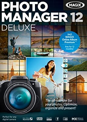 MAGIX Photo Manager 12 deluxe [Download]