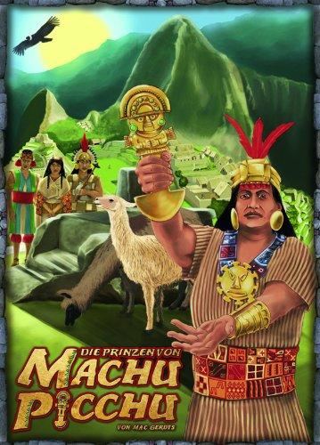 PD Verlag - Die Prinzen von Machu Picchu