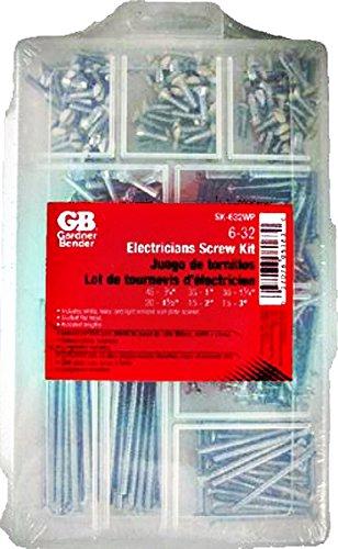 Electrician's Screw Kit (Asst Kits)