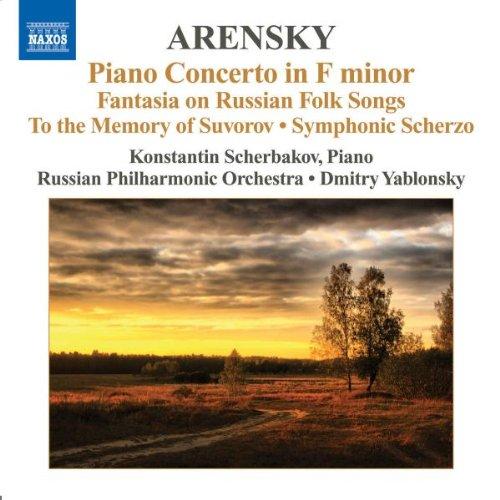 arensky symphony - 1