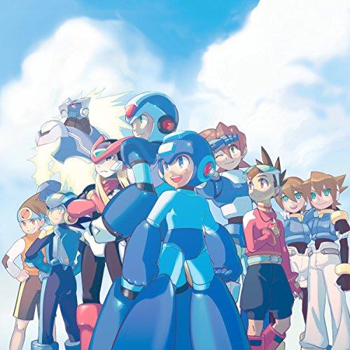 Mega Man Poster Game (13 x