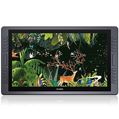 Huion KAMVAS GT-221 Pro Drawing Tablet with HD Screen 10 Press Keys and 8192 Pressure Sensitivity - 22.1 Inch by Huion