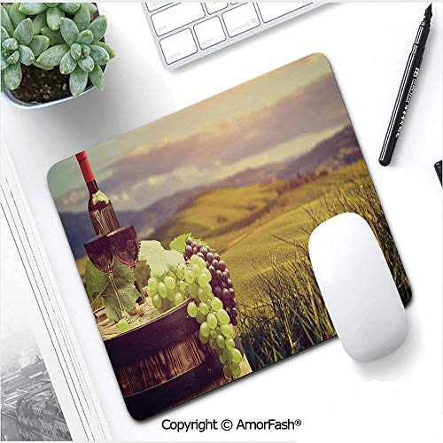 Printed Base Mouse pad for Laptop,Computer & PC,Non-Slip Rubber,8.3