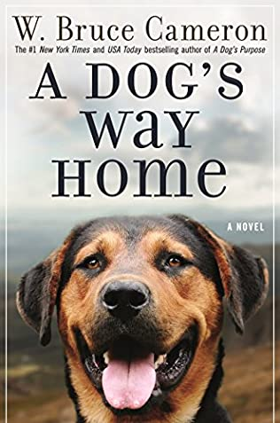 book cover of A Dog\'s Way Home