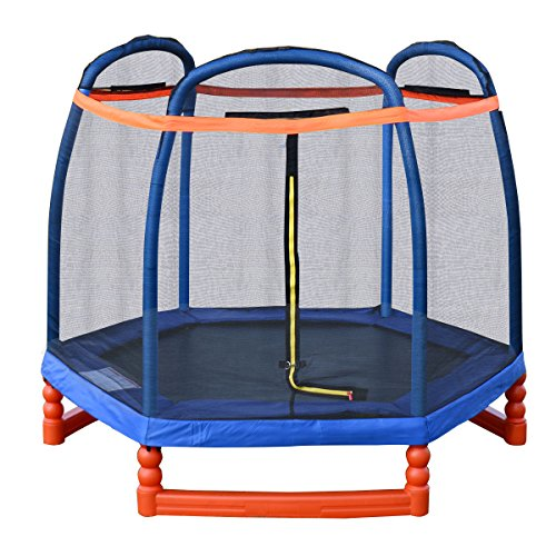 Giantex Trampoline Enclosure Outdoor Bouncer