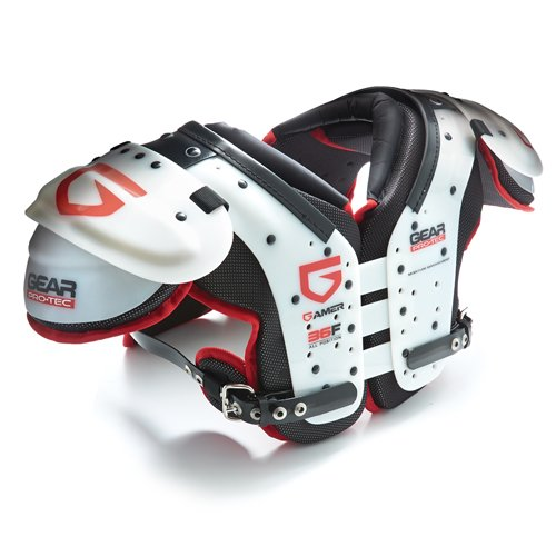 Gear Pro-Tec Gamer Shoulder Pads 1363673-P
