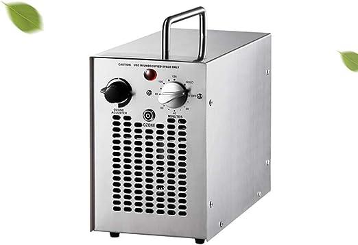 Generador de ozono comercial Purificador de aire O3 profesional ...