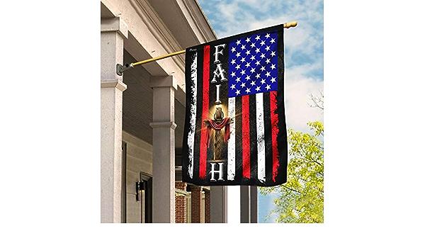 African American Flag THB2102F House Flag Garden Flag