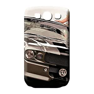 samsung galaxy s3 phone case skin Hard Shock Absorbing Durable phone Cases mustang shelby
