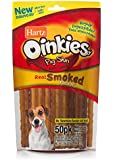 Hartz Oinkies Pig Skin MINI Twists Chews