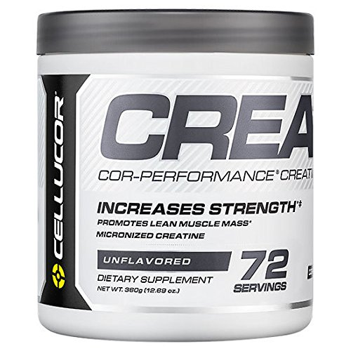 Cellucor, COR-Performance Creatine V2, Unflavored, 72 Servings