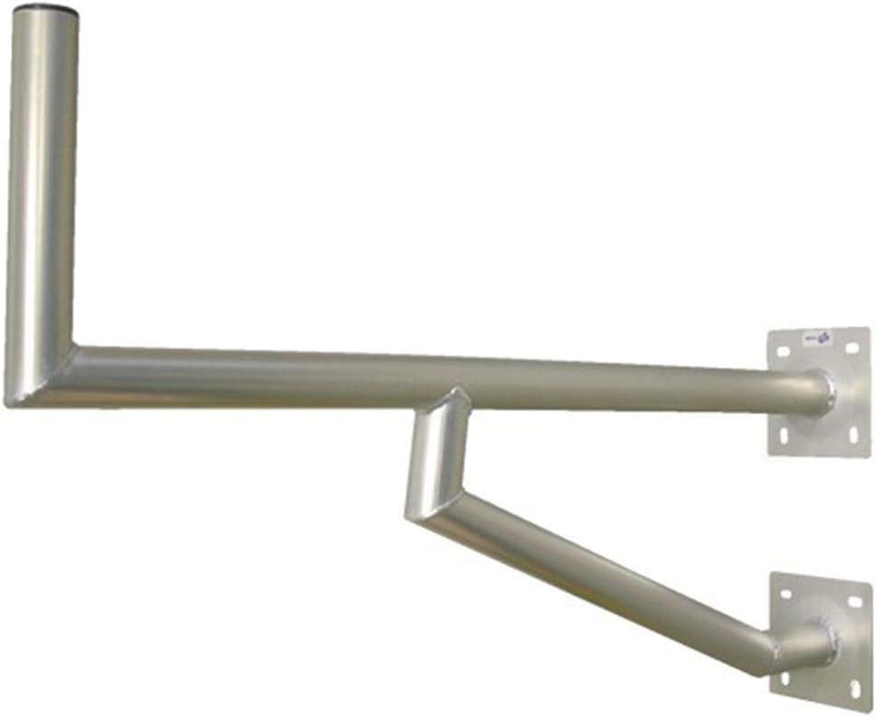 PremiumX 45cm Wandhalter ALU SAT Wandhalterung f/ür Satellitensch/üssel Wand Halter T/ÜV-Gepr/üft 45 cm