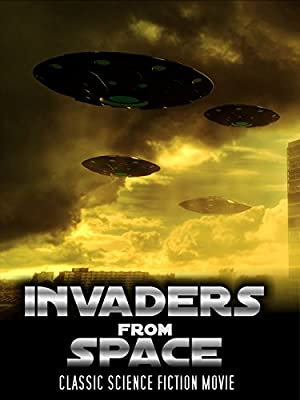 Invaders From Space: Classic Science Fiction Movie