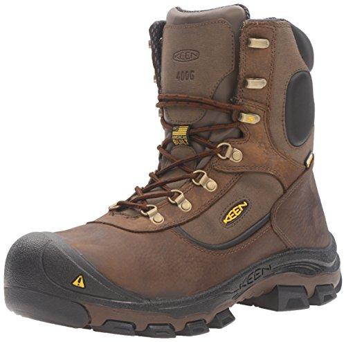 KEEN Utility Men's Leavenworth 400G Work Boot - Cascade B...