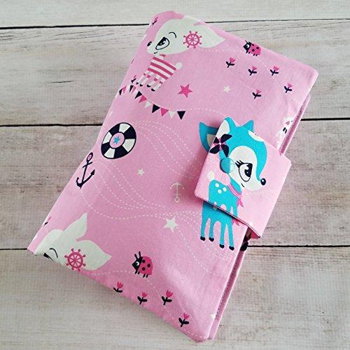 Pink Deer Diaper Bag Organizer Girl ()