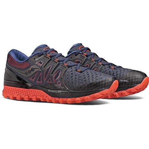 便利さ敬な教会(サッカニー) Saucony メンズ 陸上 シューズ?靴 Xodus ISO 2 Trail-Running Shoes [並行輸入品]