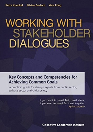 Working with Stakeholder Dialogues