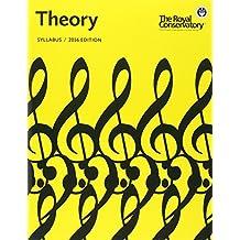 RCM Theory Syllabus 2016 edition