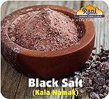 Rani Black Salt (Kala Namak) Powder, Vegan 200g