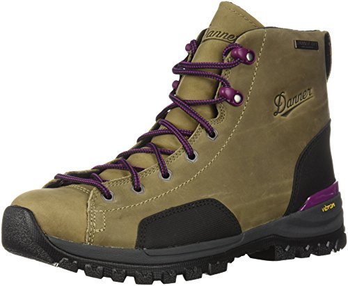 "Danner Women's Stronghold 5"" Construction Boot, Brown, 7.5 M US"