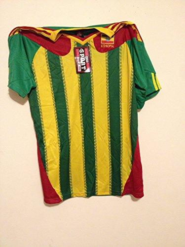 Ethiopia Jersey Size Medium Football/Soccer (Ethiopia Football)