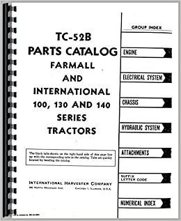 Farmall 100 Parts Diagram - Schematics Online on